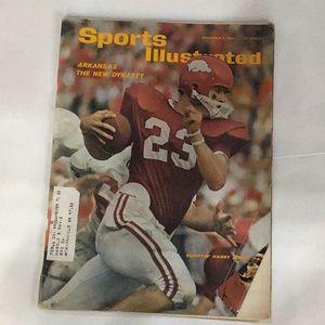 Vintage Sports Illustrated Nov. 8, 1965